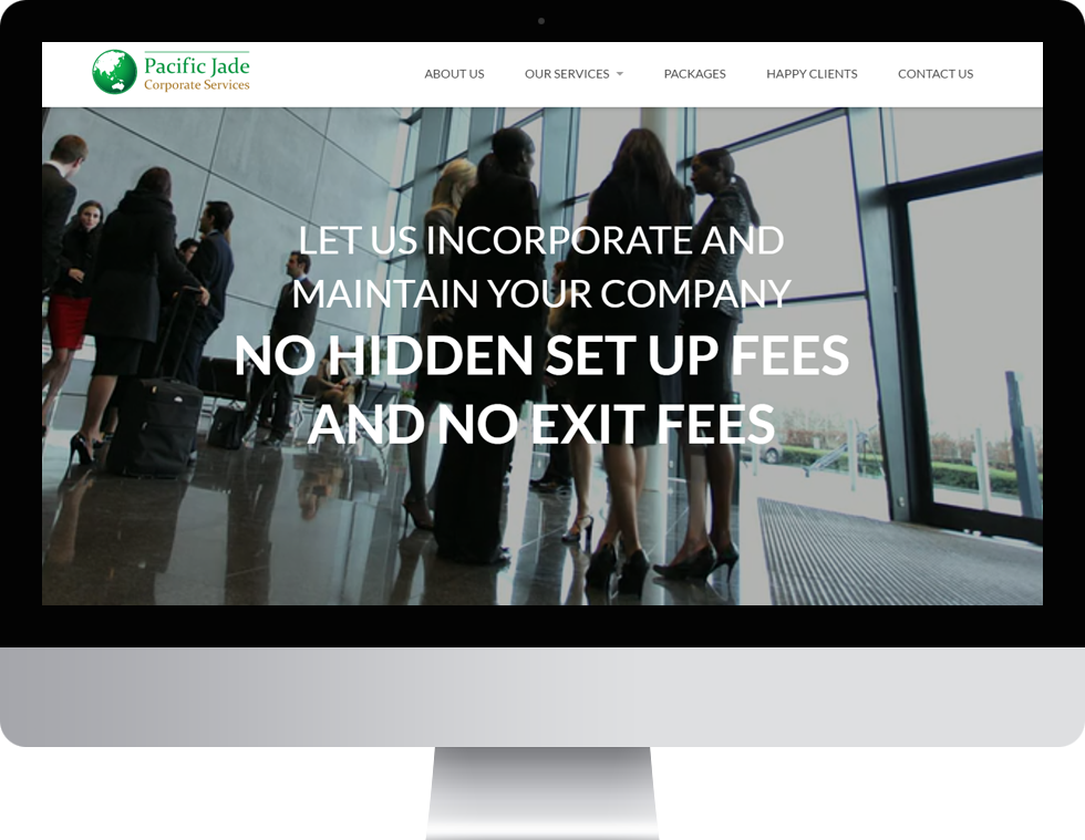 Pacific Jade Corporate Services Limited